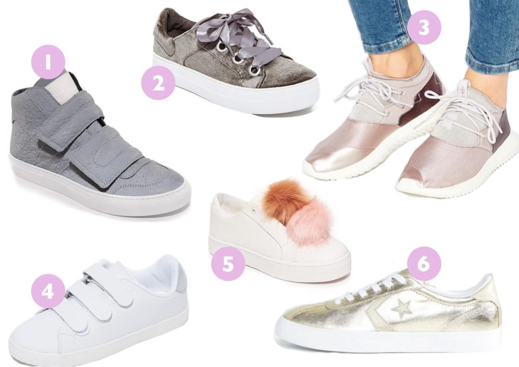 Autumn Sneaker